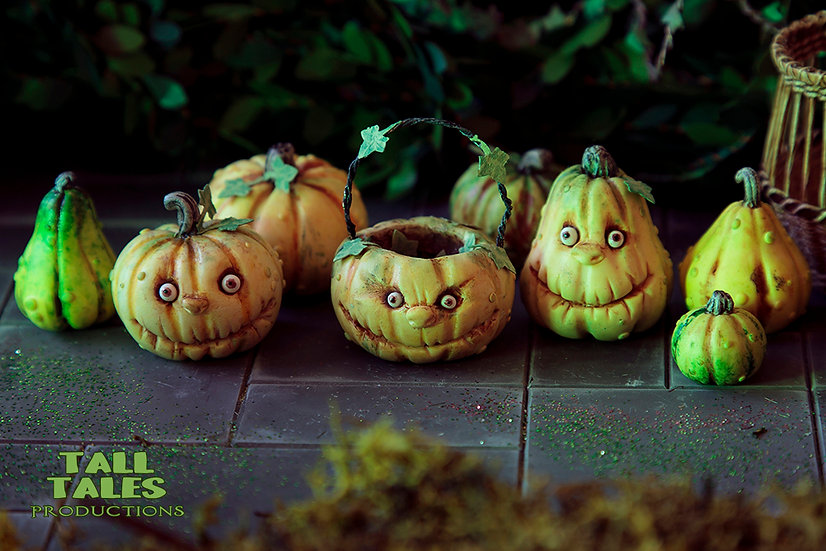 Reserved Warty Pumpkin Patch