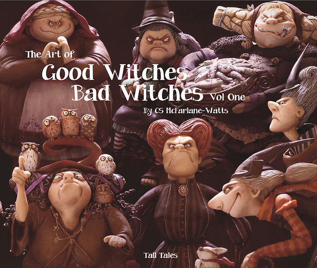 The Art of Good Witches Bad Witches