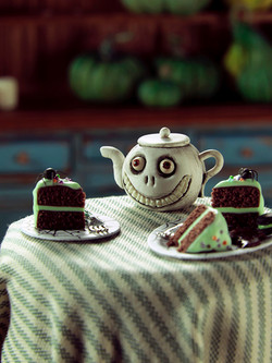 Teatime for witches