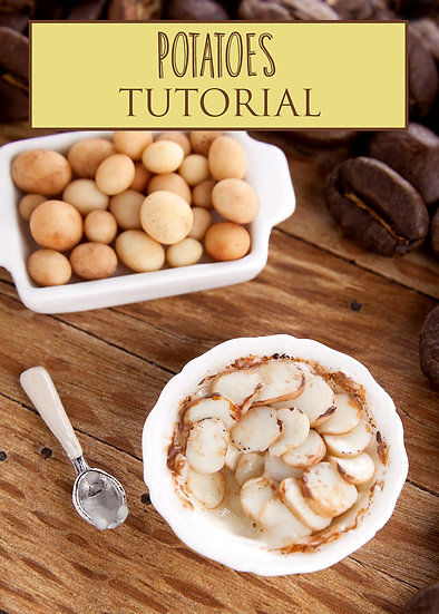 Potatoes Miniature Tutorial