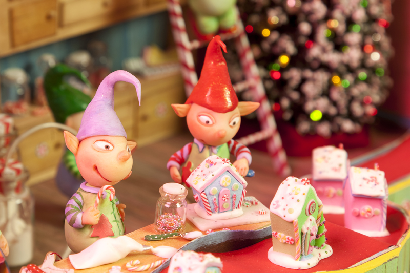 Dinky and Pooky the Elves