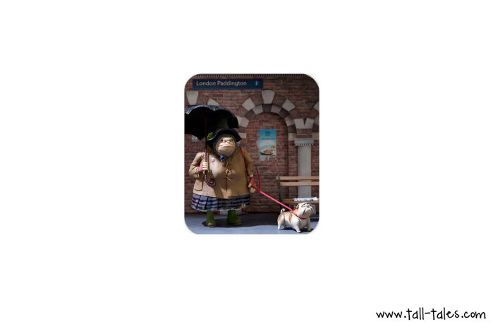 Mouse Pad / Mat - the English Witch