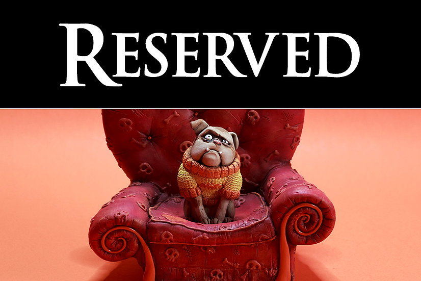 RESERVED for Lucy R