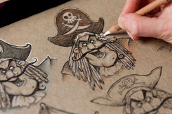 Captain Hook by CS McFarlane-Watts
