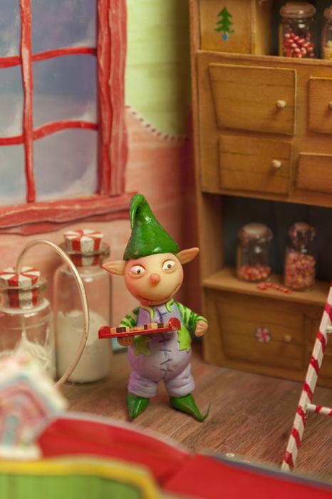 Twinky the Elf