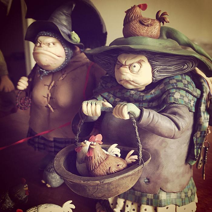 Instagram Witches