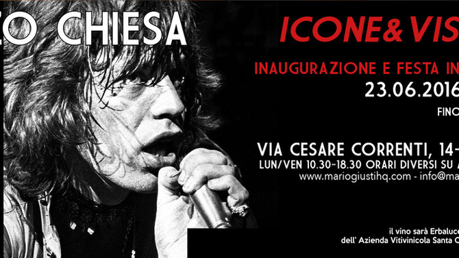 ICONE & VISIONI - Renzo Chiesa