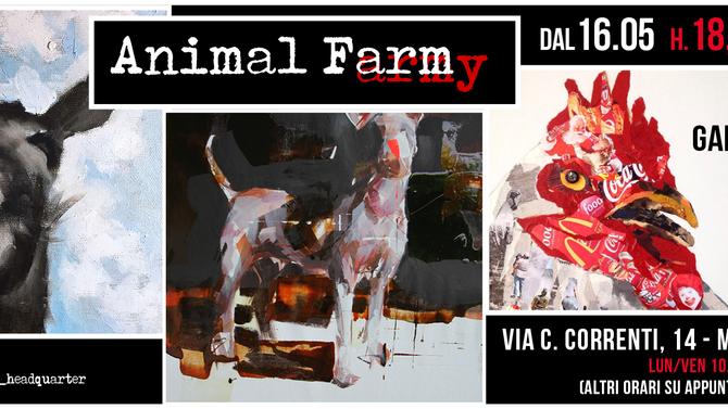 ANIMAL FARMY