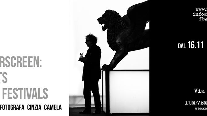 Behind The SilverScreen: Snapshots from the festivals - Cinzia Camela