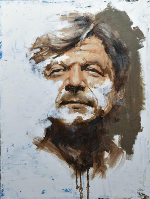 Oil on canvas 80x60