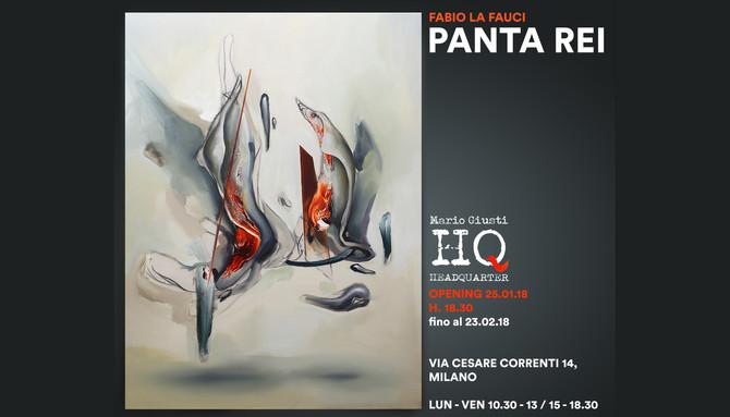 PANTA REI - Fabio La Fauci