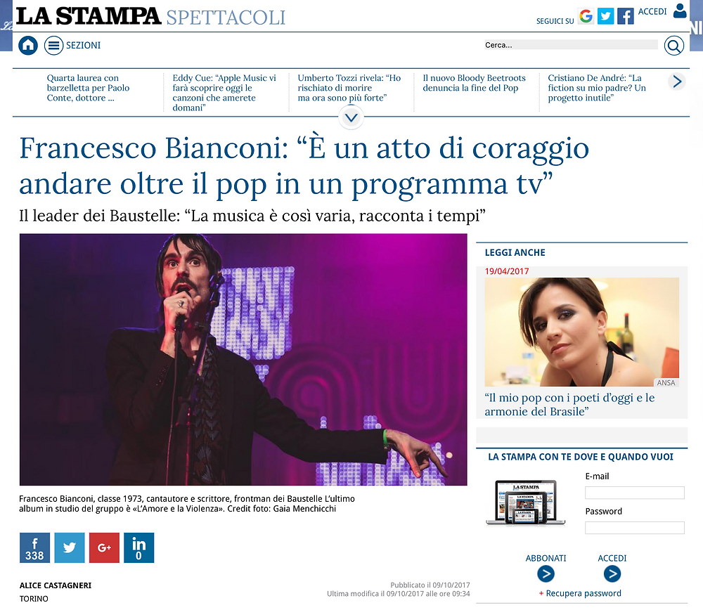 Baustelle-FrancescoBianconi-LaStampa