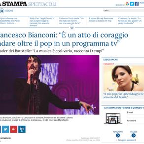 Francesco Bianconi - Baustelle