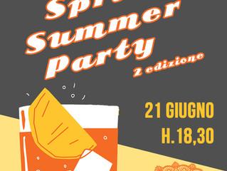 Spritz Summer Party