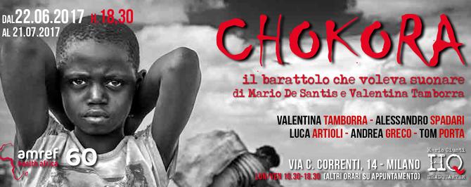 CHOKORA - Valentina Tamborra