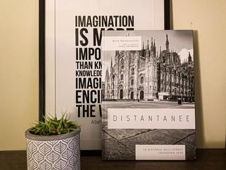 DISTANTANEE è diventato un libro