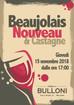Beujolais Nouveau & Castagne