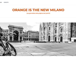 """""""Distantanee"""": Milano in lockdown nelle foto di Gaia Menchicchi"""