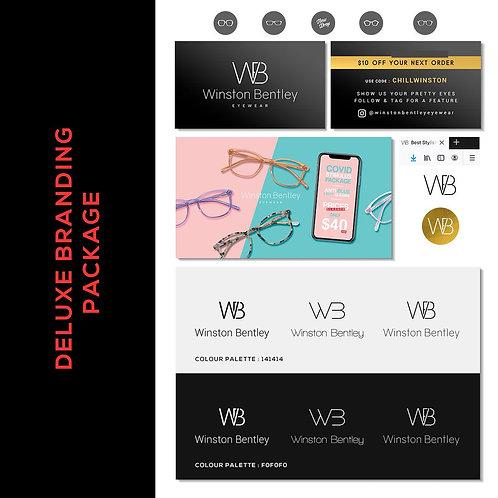 Deluxe Branding Package