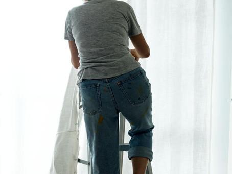 6 טעויות שיש להימנע בעת תליית וילונות