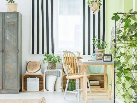 איך לבחור וילונות למשרד הביתי?