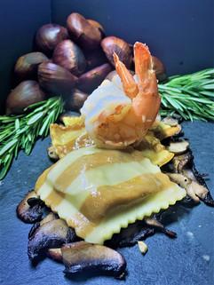 Porcini Ravioli with Shrimp .jpg