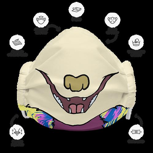 Petal Face Mask