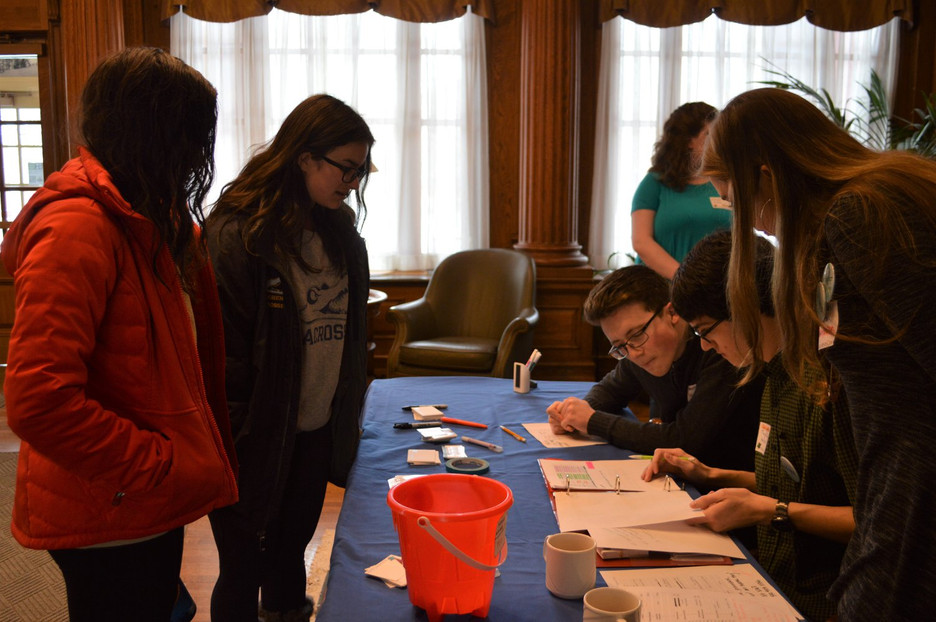 Why Not Us holds Title IX conference at Allegheny