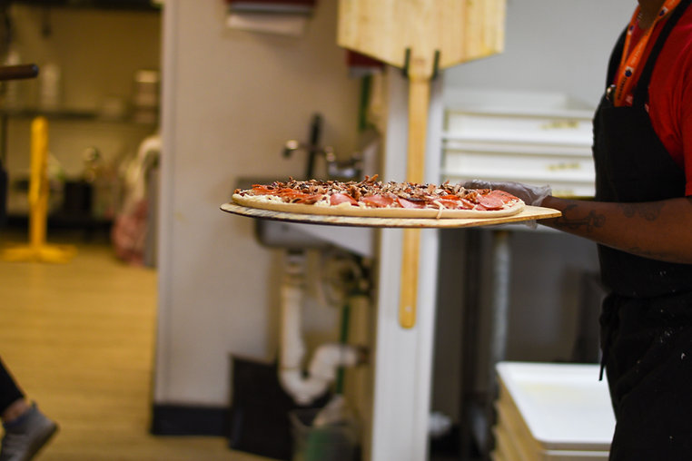 Lake Travis Pizza Food Austin Texas