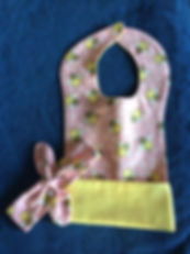 Stitched Simply Sweet Bibs