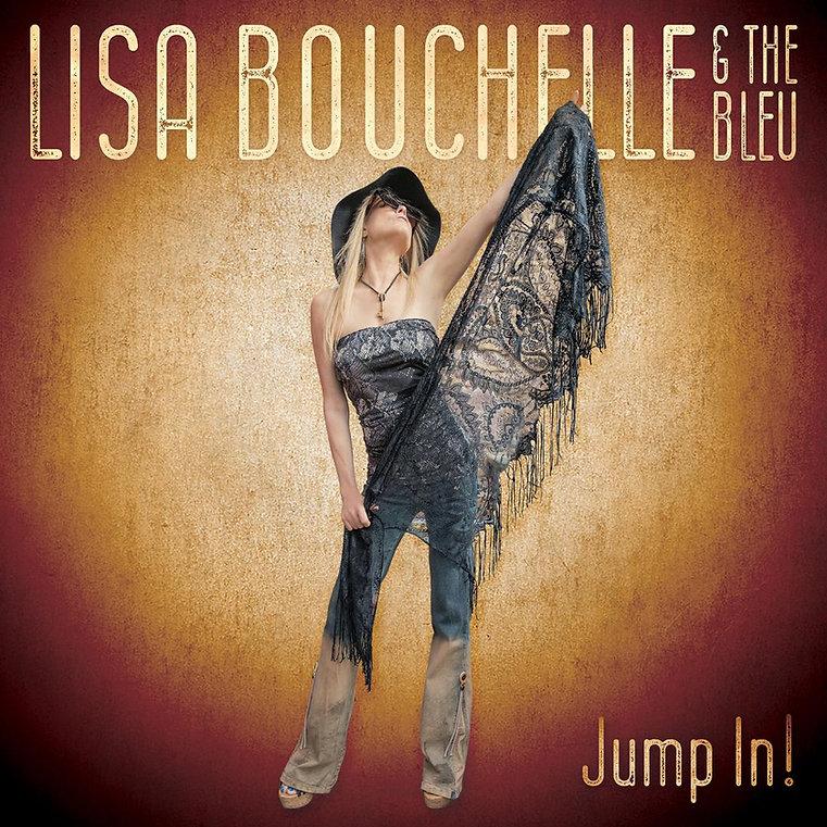 Lisa Bouchelle Jump In! Cover