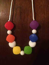 Stitched Simply Sweet Sensory Necklaces