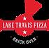 Lake Travis Pizza Logo Austin Texas