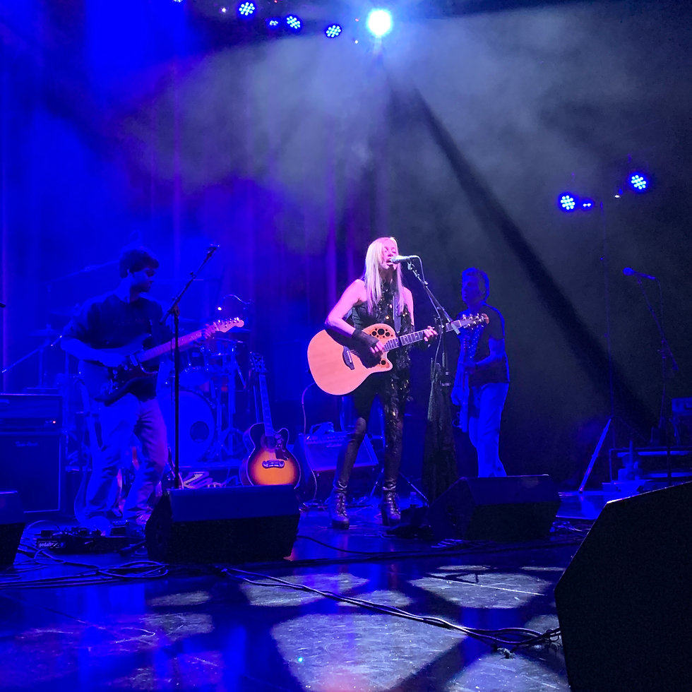 Lisa Bouchelle Music Events