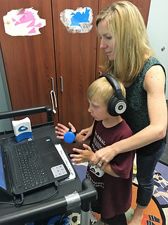 Bethlehem Pediatric Therapy Services interactive met picture