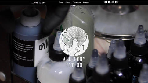 Allegory Tattoo
