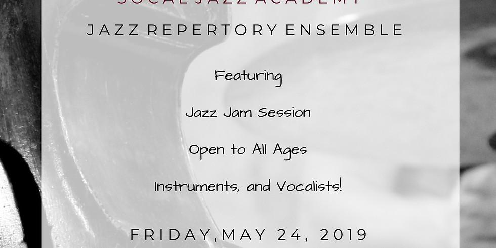 Jazz Repertory Ensemble at Ziing's