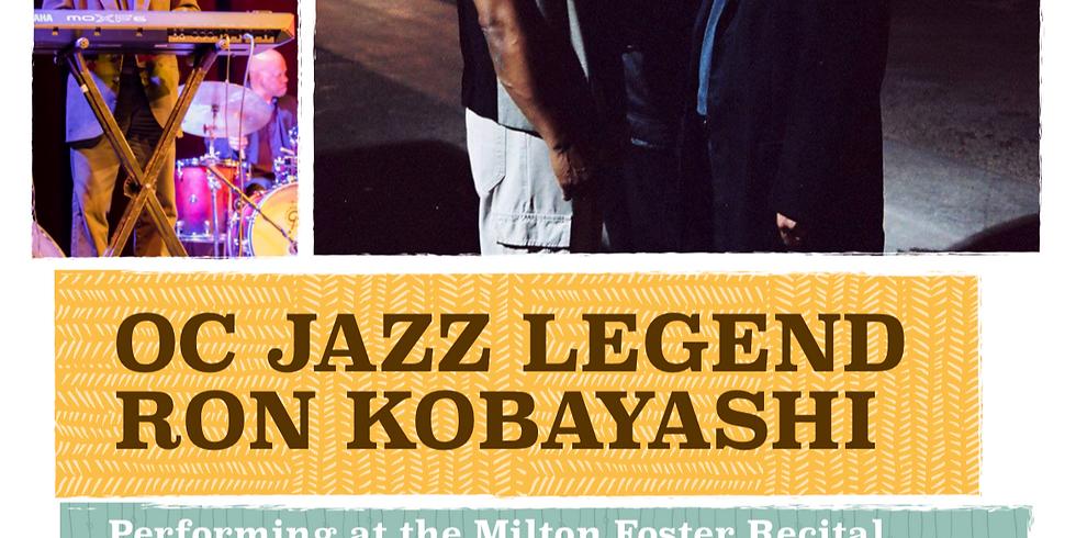 OC Legends - Ron Kobayashi