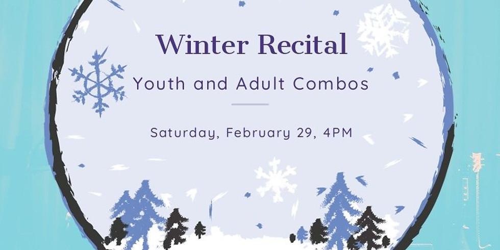 Winter 2020 Recital