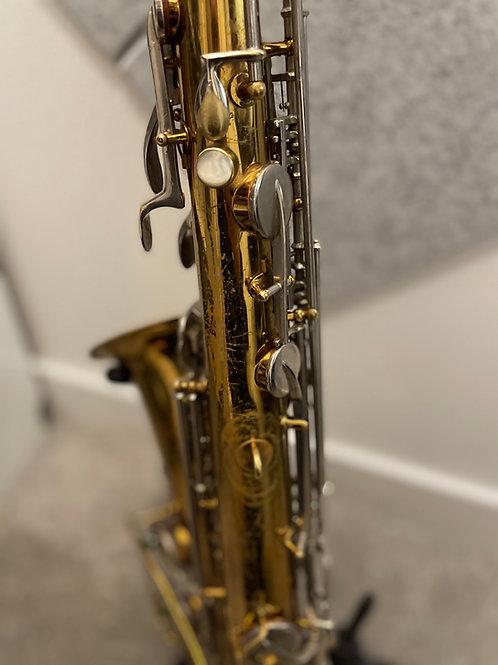 1960s Selmer Bundy Tenor Saxophone