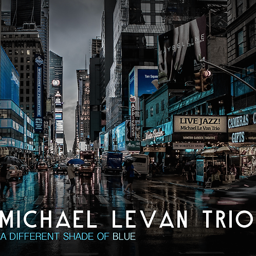 Michael Le Van: A Different Shade of Blue (2015)