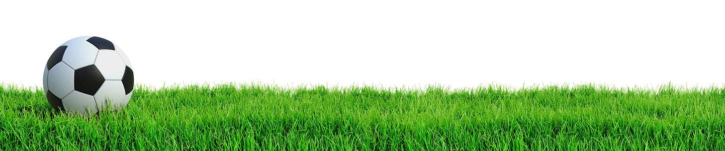 Soccer sports header image