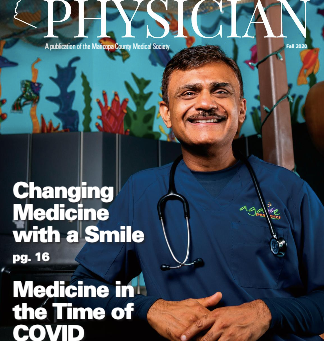 Dr. Agarwal featured on the cover of Arizona Physician