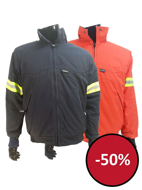 5537 - Manteau aviateur compatible 3-en-1