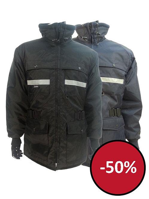 4285J - Manteau de nylon régulier