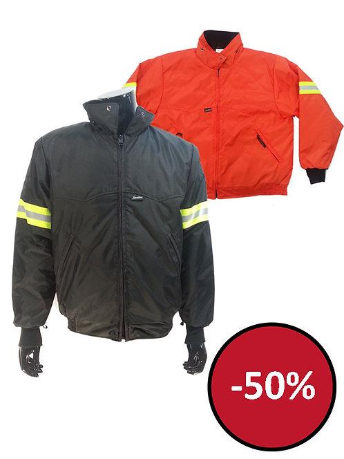 5587 - Manteau aviateur compatible 3-en-1