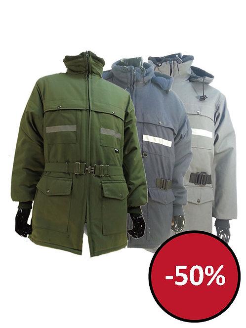 6935 - Manteau de polycoton grand froid