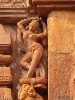 Scultpure à Rajarani