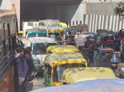 La circulation indienne