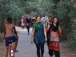Promenade dans les villages